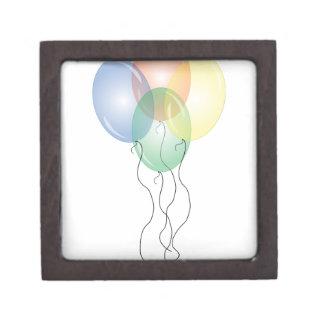 Party Balloons Premium Gift Box