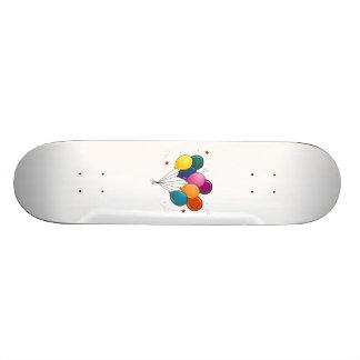 Party Balloons Skate Board Decks