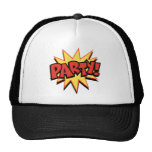 Party Bang Trucker Hat