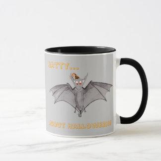 Party Bat - Batty... About Halloween! Mug