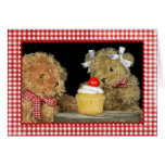 Party Bears Greeting Card