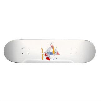 Party Bird Skate Board Deck