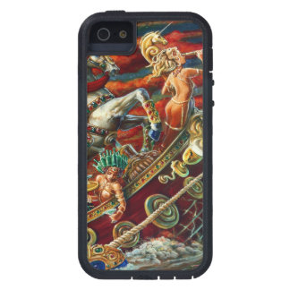 Party Boat to Atlantis iPhone 5 Cases