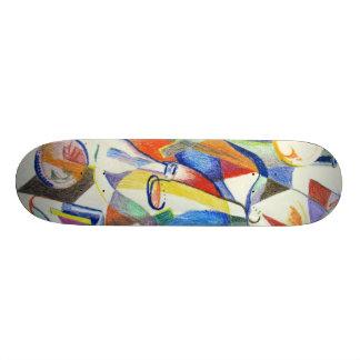 Party Bottles Skateboards