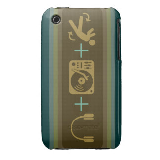 Party Breakdown iPhone 3 Case-Mate Case