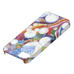 Party Bubbles - Abstract in Watercolor iPhone 5 Case