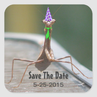 Party Bug Sticker