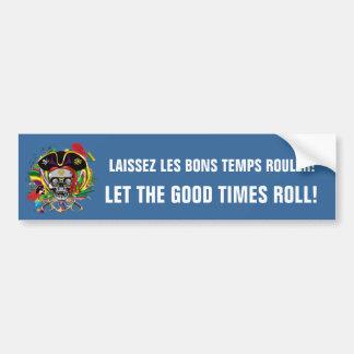 Party Bumper Sticker