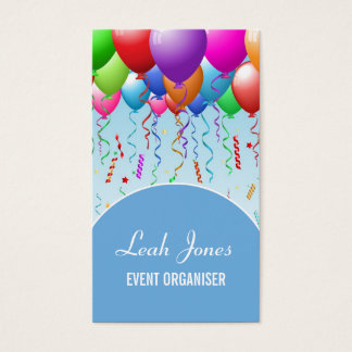 Party Business Card