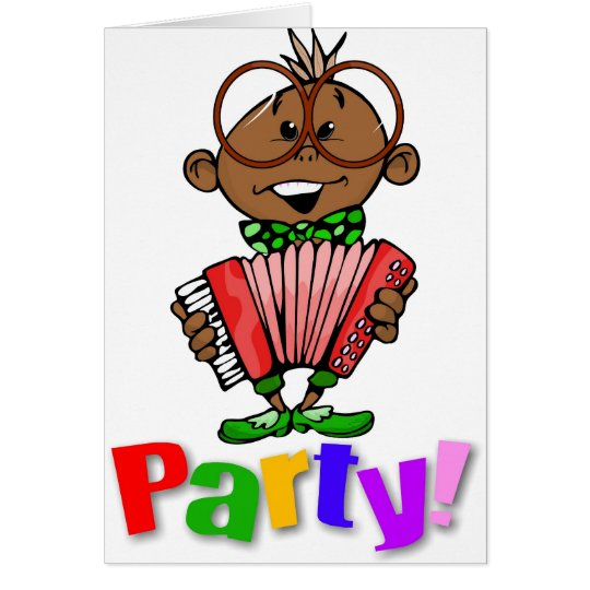 Party! Card
