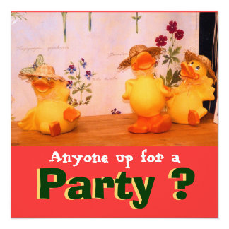 Party Card