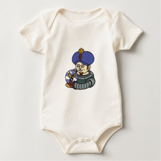 Party Carnac Baby Bodysuit