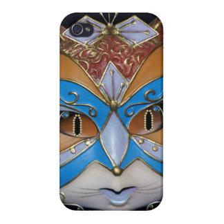 Party Cat, Decorative Metallic iPhone 4/4S Case