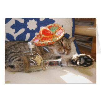 Party Cat Invitation
