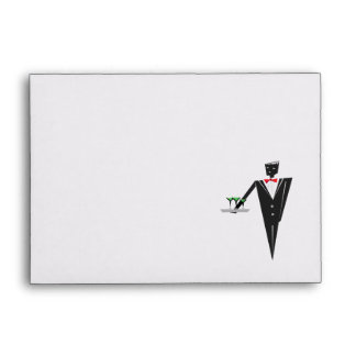 Party catering envelope
