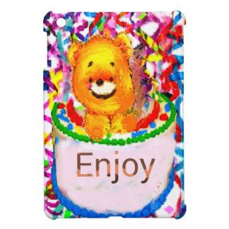 Party celebration iPad mini case