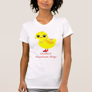 Party Chick Bachelorette Pary T-Shirt