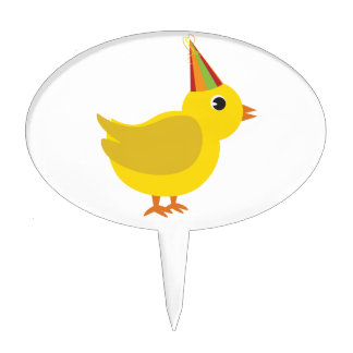 Party Chick Cake Pick
