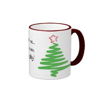 Party Christmas Cup Mug