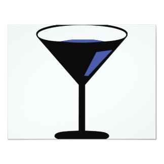 party cocktail icon card