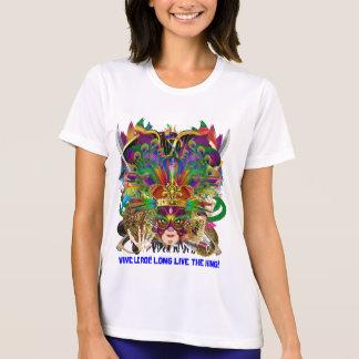 Party Combo Kings DJ. Dragon, Pirate, Mardi Gras T Shirt