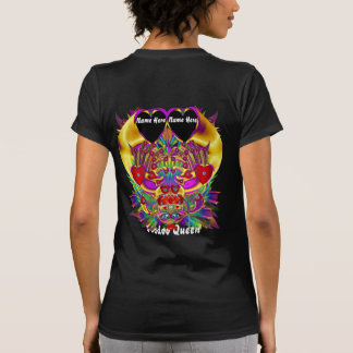 Party Combo Pk Muse 1 Voodoo Queen Muse 2 Tee Shirt