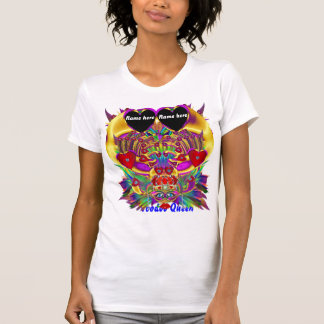 Party Combo Pk Muse 1 Voodoo Queen Muse 2 T-shirt