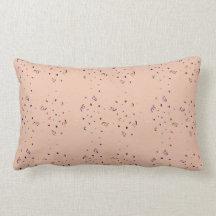 Party Confetti Lumbar Pillow