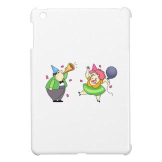 PARTY COUPLE iPad MINI CASES