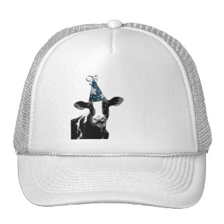 Party Cow -  Dairy Style Celebration Hats