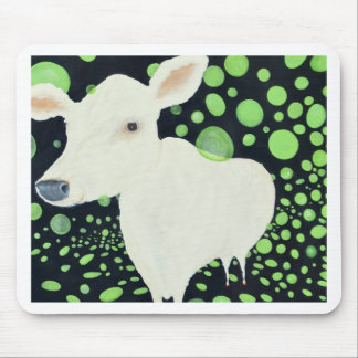 Party Cow Mouse Pad