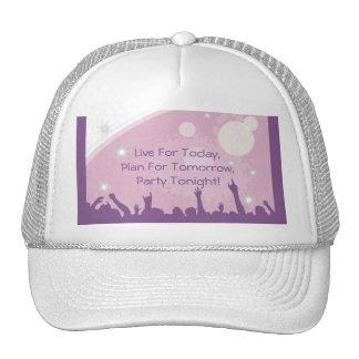Party Crowd Trucker Hats