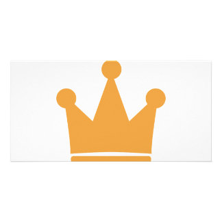 party crown icon card