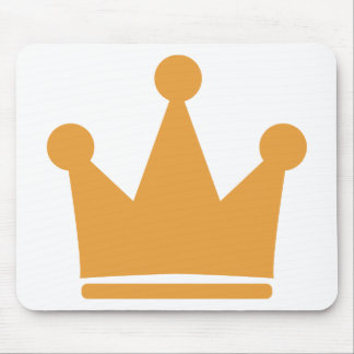 party crown icon mouse pad