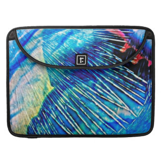 Party Crystals in Blue, Pink, Yellow Sleeve For MacBook Pro