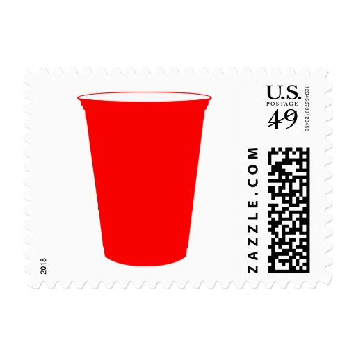 party cup stamps