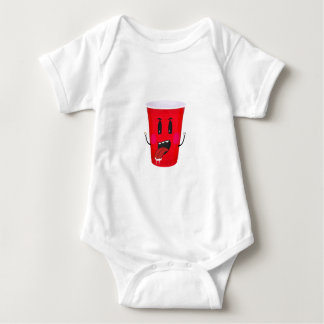 Party Cups Infant Creeper
