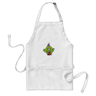 """""""Party Cyclops!"""" Adult Apron"""