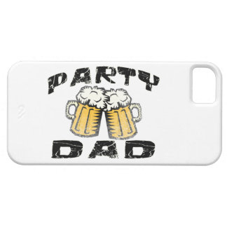Party Dad iPhone SE/5/5s Case