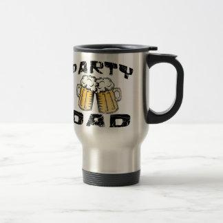 Party Dad Travel Mug