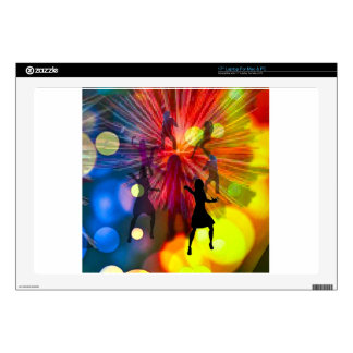 """Party, dance and lights in celebration skins for 17"""" laptops"""