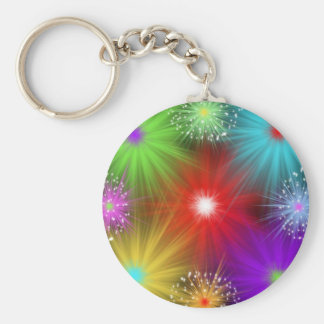 Party Design Keychain