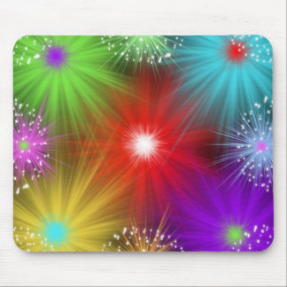 Party Design Mouse Pad