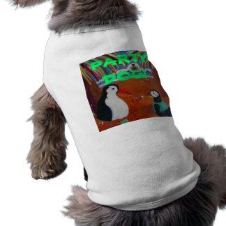 Party Dog - Dog T- Shirt