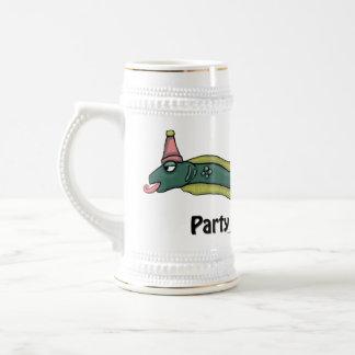 Party Eel Beer Stein