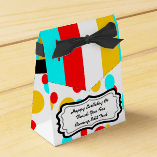 party favor box,gifts box,birthday.... edit text party favor box