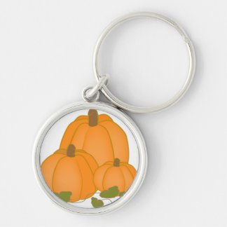 Party Festival Friend Family Cute Pumpkin Fall Keychain