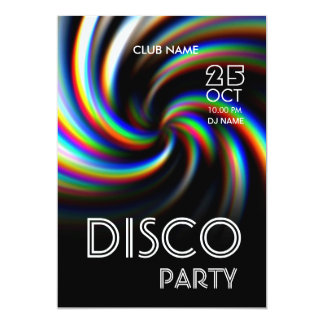 PARTY FLYER INVITATION BACKGROUND