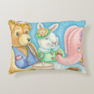 Party For Pinky Stuffed Animals ACCENT PILLOW