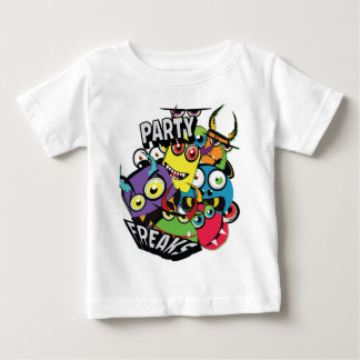 PARTY FREAKS BABY T-Shirt